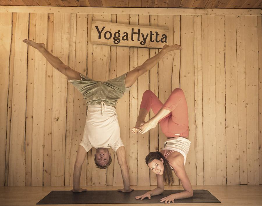 yogahytta.com nettbasert yogastudio