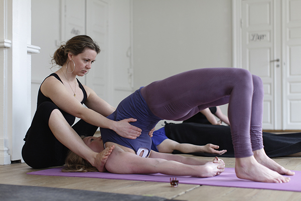 Yogaprofilen Hanne Engebraaten Ashtanga Yoga Fredrikstad