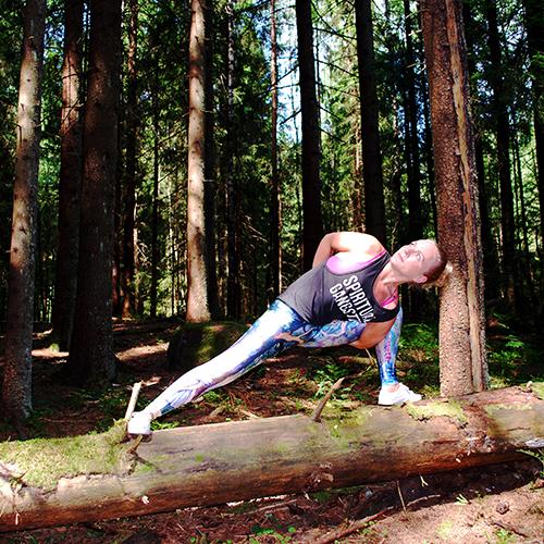 Yogaprofilen Camilla Nicoline Vik LumiYoga.no