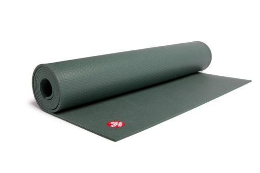 Manduka yogamatte Black PRO Sage