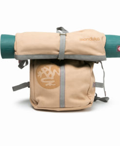 Manduka yogaryggsekk Rugged Roll Top