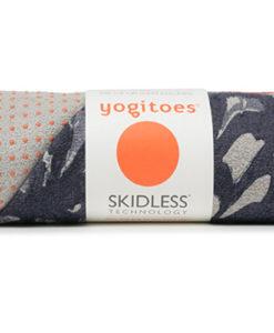 Manduka yogitoes yogamattehåndkle Flight fra Feather Collection