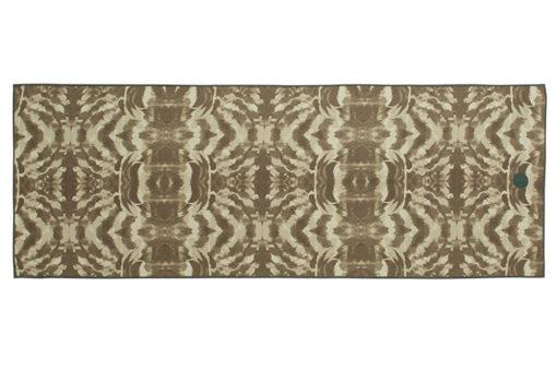 Manduka yogitoes yogamattehåndkle Soar fra Feather Collection