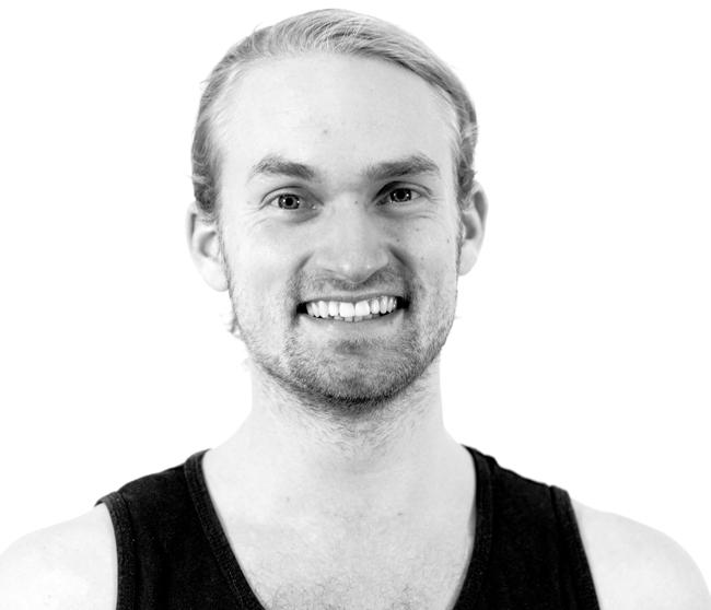 Mikkel Dahl Lund HiYoga Oslo