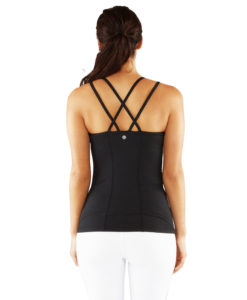 cross strap cami