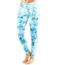 essential legging havana print