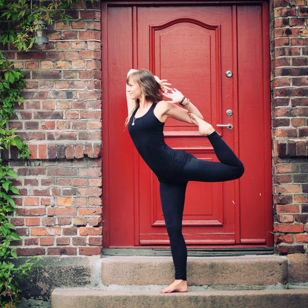 yogaprofilen Agnes Staniak fra youryoga