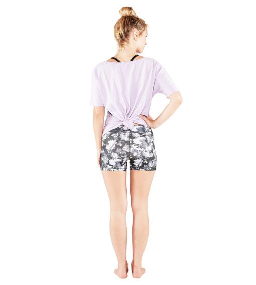 ee05a71c6f manduka linea short digital floral | Lumi Yoga