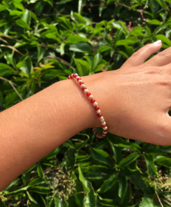 Lumi Spirit fresh joy mala armbånd