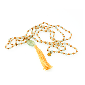 Lumi Spirit tender heart mala