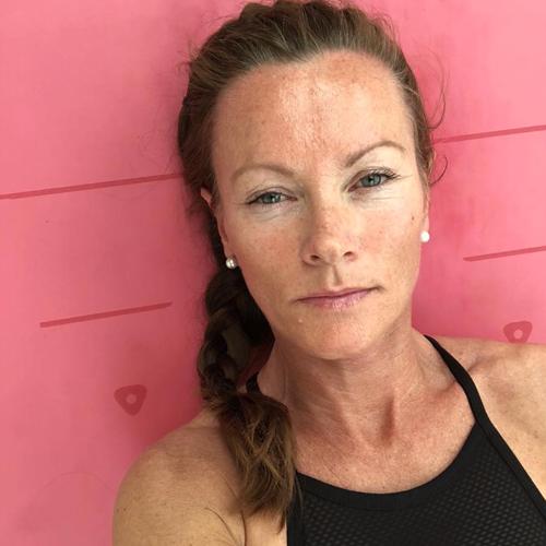 Yogalærer Beate Kristin Parnemann