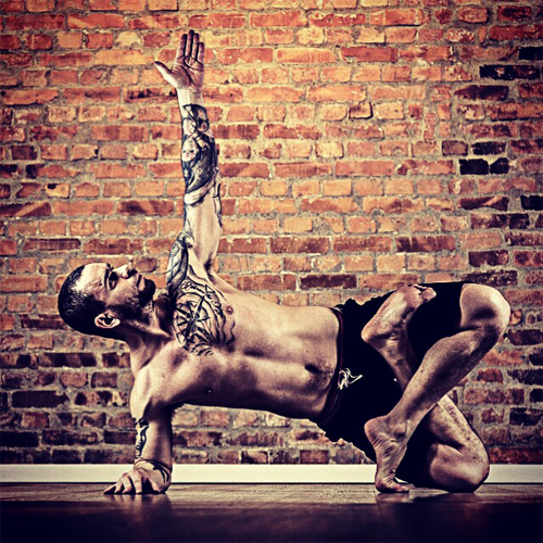 Yogaprofilen Kenneth Mortensen