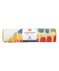 yogitoes Binda Squares yogamattehåndkle