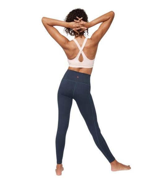 Manduka Mudra bra blush - yoga-bh