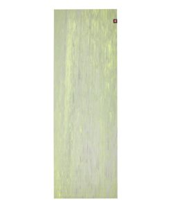 Manduka SuperLite Limelight Marbled reiseyogamatte