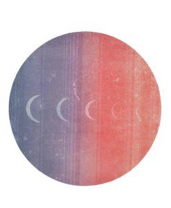 Manduka eQua eKO Round Luna Sunrise