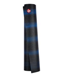 Manduka PRO Black Blue CF yogamatte