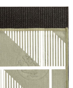 Mattehåndkle eQua Handloom Gray