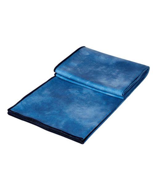 Mattehåndkle eQua Camo Tie Dye Blues