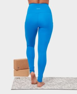 manduka renew legging be bold blue