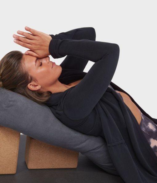 manduka meditation cardigan