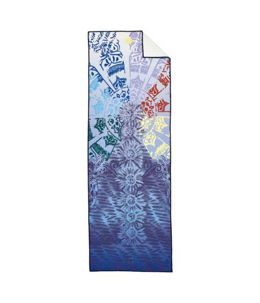 yogitoes chakra blue