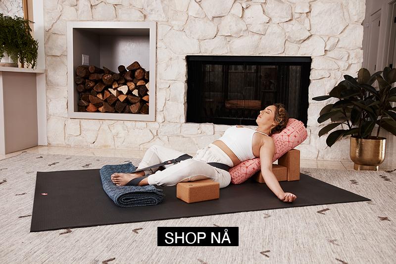 Norges største utvalg av yogamatter