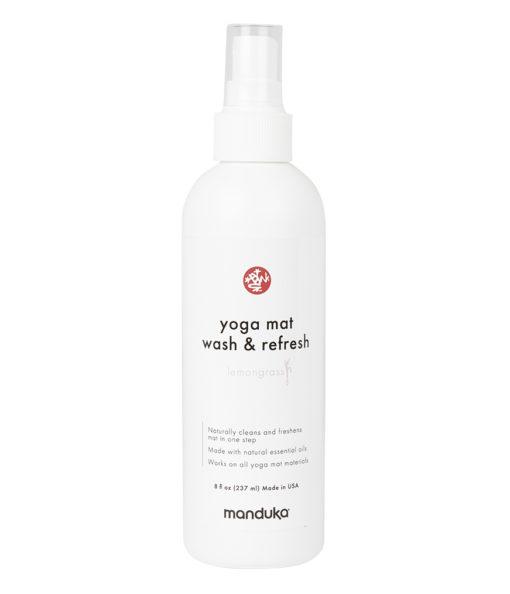 Manduka mat wash all mats - 12cl Lemongrass