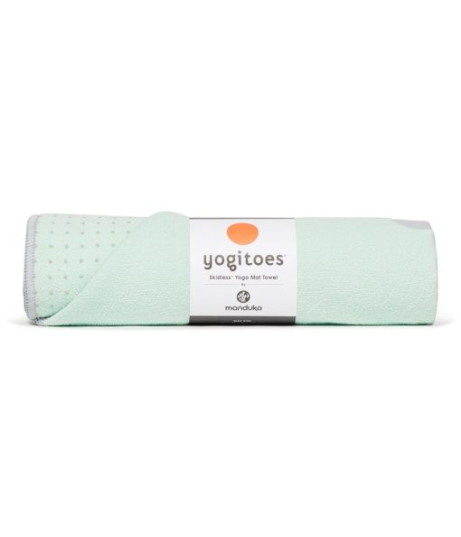 yogamattehåndkle yogitoes Sea Foam 2